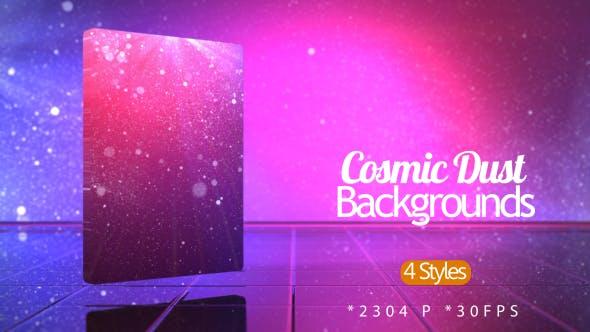 Thumbnail for Cosmic Dust