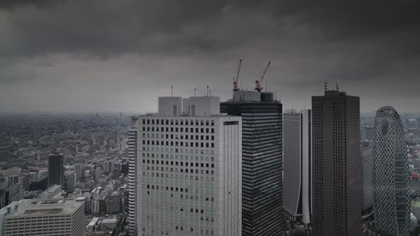 Thumbnail for tokyo japan city future skyscrapers skyline destination timelapse