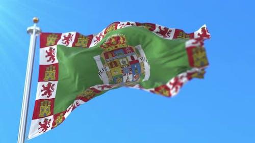 Cadiz Flag, Spanien