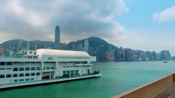 Thumbnail for View of Hong Kong Island from the Mainland