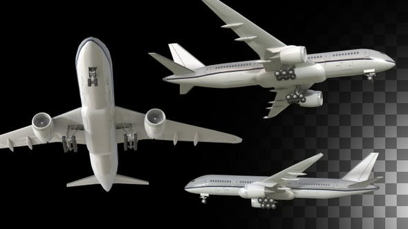 Thumbnail for Airplane Pack Of 3