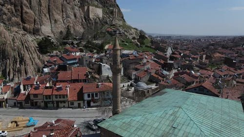 Oldest Mosque in Afyon City of Turkey