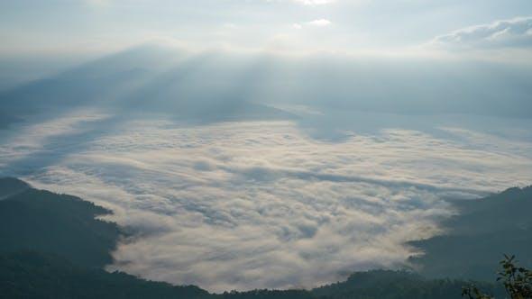 Thumbnail for Fog Over Mountain