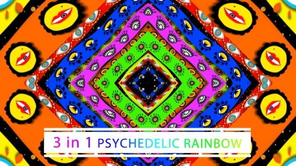 Thumbnail for Psychedelic Rainbow III