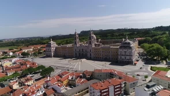 Thumbnail for Fliegen über Mafra, Portugal