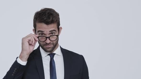 Thumbnail for Businessman Greeting