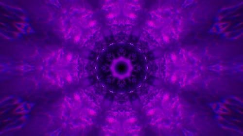 Abstract Hypnosis Plasma Background Loop 4K