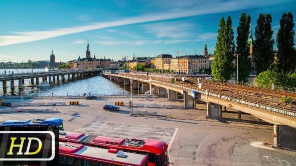 Thumbnail for Stockholm City Center 2