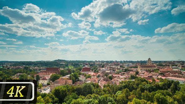 Thumbnail for Vilnius Panoramic View 1