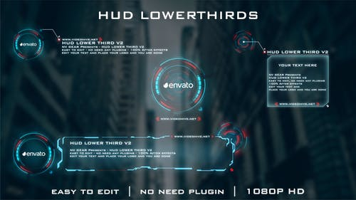 Hud Lowerthirds