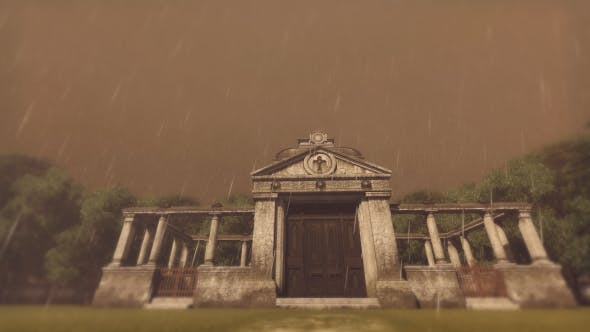 Thumbnail for Old Cemetery - Rainy Day