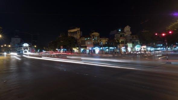 Thumbnail for Night City Hanoi, Vietnam
