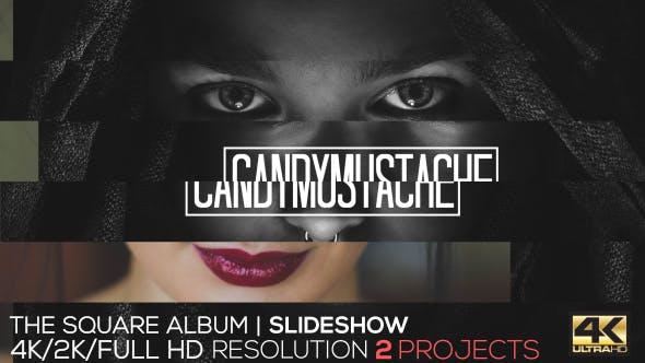 Thumbnail for The Square Album | Slideshow