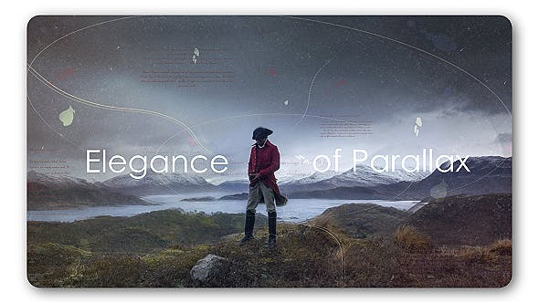 Thumbnail for Elegance of Parallax Slideshow