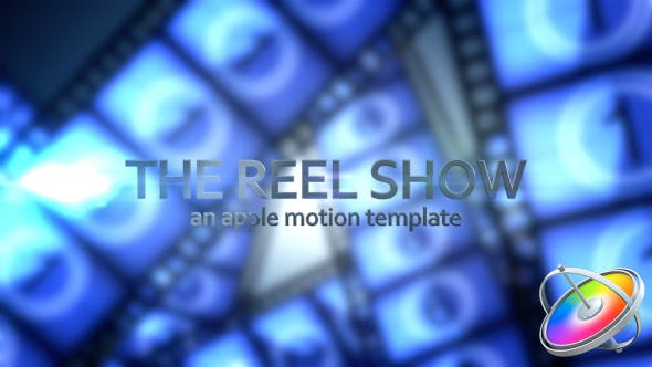Thumbnail for The Reel Show - Apple Motion