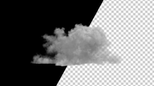 Langsame Simulation Rauch