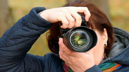 Thumbnail for Photographer Girl.