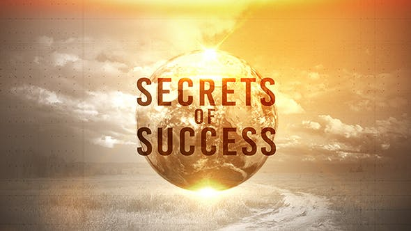 Thumbnail for Secret of succes
