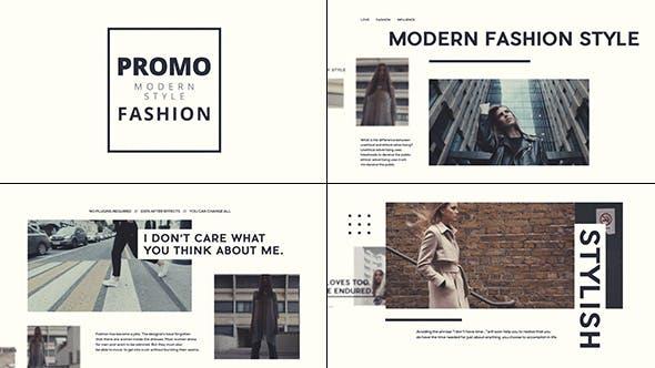 Thumbnail for Stylish Fashion Promo