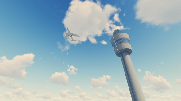 Thumbnail for Airport Tower - 2