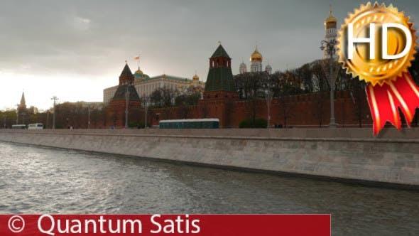 Thumbnail for Movement Along the Kremlin Embankment.