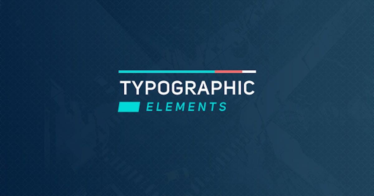 Download Typographic Elements 2 by aliyarmikayilov