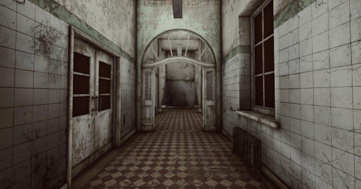 Abandoned Horror Hospital
