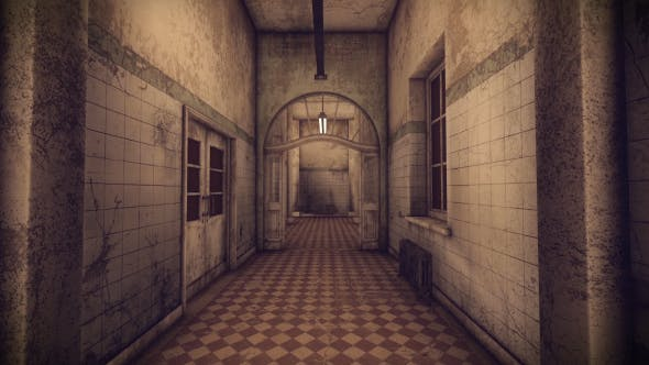 Cover Image for Abandoned Mystery Hospital