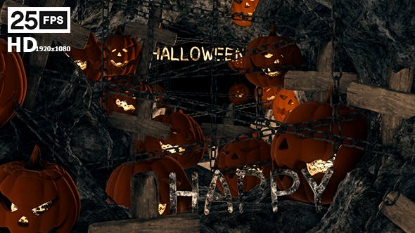 Thumbnail for Happy Halloween 03