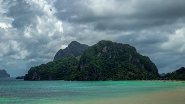 Thumbnail for El Nido Bay And Cadlao Island, Palawan, Philippines