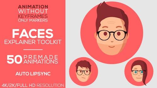 Faces | Explainer-Toolkit