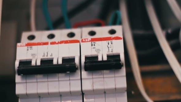 Thumbnail for Schaltkasten für elektrische Unterbrecher