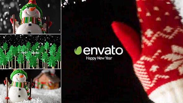 Thumbnail for Tarjeta de Año Nuevo