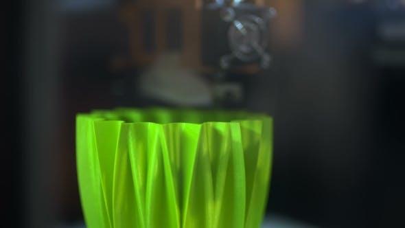 Thumbnail for 3D Printing Plastic Element