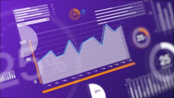 Thumbnail for Diagramme und Diagramme mit Datenvisualisierungen und Informationen