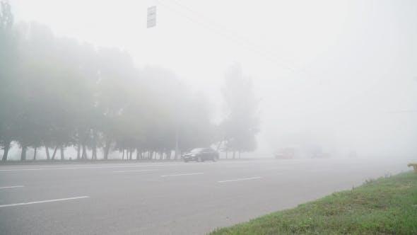 Thumbnail for Cars Leave The Fog