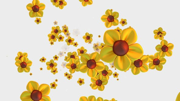 Thumbnail for Flying Flowers