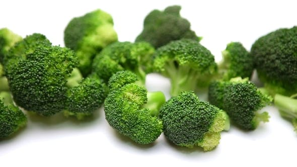 Thumbnail for Broccoli Isolated On White Background