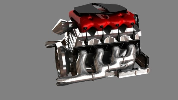 Thumbnail for Loop Rotate Car Engine