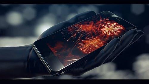 Telefon enthüllen