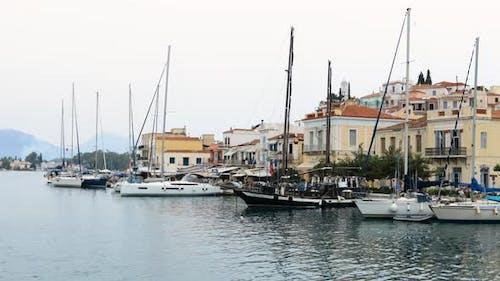 Poros in Griechenland