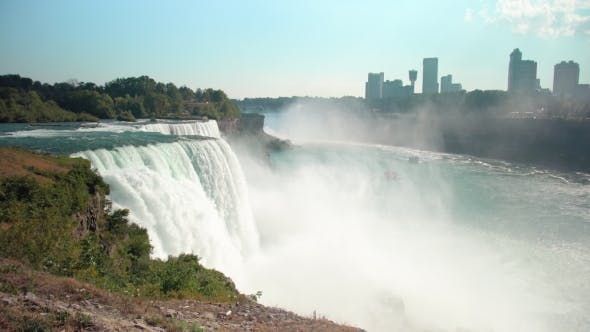 Thumbnail for Niagara Falls In The Day