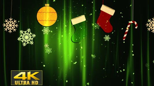 Thumbnail for Christmas Cloth Ornaments 1