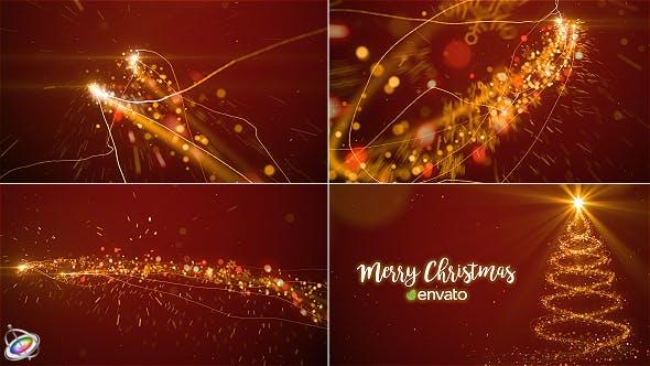 Thumbnail for Apple Motion de Noël