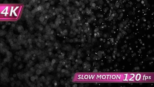 Thumbnail for Falling Particles Simulate Snowfall