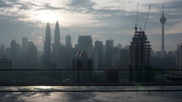 Thumbnail for Of Kuala Lumpur, Rooftop Pool View