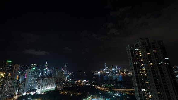 Thumbnail for Of Hong Kong In Night Time