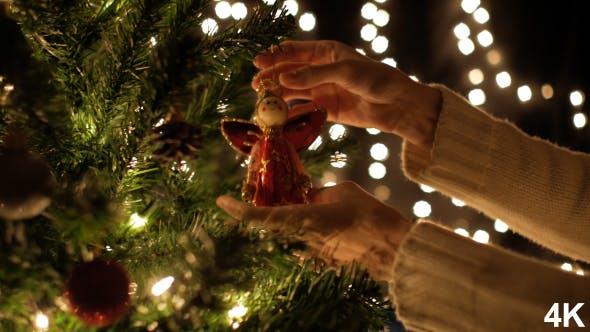 Thumbnail for Christmas Tree Ornament