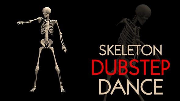 Thumbnail for Skeleton Dubstep Dance