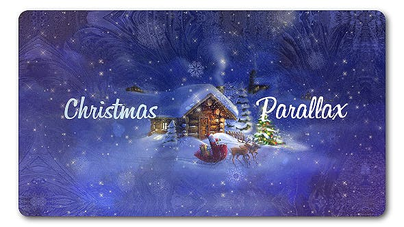Thumbnail for Christmas Parallax Slideshow
